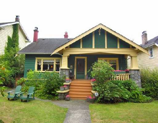Main Photo: 3546 W 33RD Avenue in Vancouver: Dunbar House for sale (Vancouver West)  : MLS®# V733083