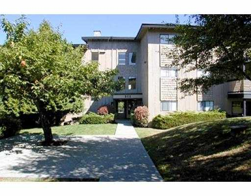 "Main Photo: 202 WESTHILL Place in Port Moody: College Park PM Condo for sale in ""WESTHILL PLACE"" : MLS® # V622634"