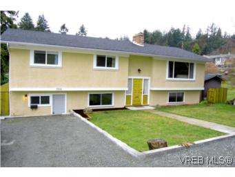 Main Photo: 3536 Wishart Road in VICTORIA: Co Latoria Single Family Detached for sale (Colwood)  : MLS® # 259088