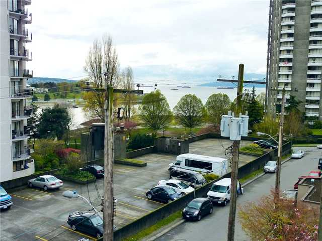 "Photo 10: 604 1040 PACIFIC Street in Vancouver: West End VW Condo for sale in ""CHELSEA TERRACE"" (Vancouver West)  : MLS® # V820153"