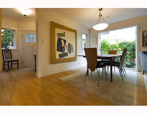 Photo 2: 357 W 11TH Avenue in Vancouver: Mount Pleasant VW Townhouse for sale (Vancouver West)  : MLS® # V726555
