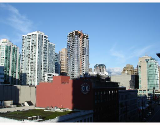 "Main Photo: 1008 928 BEATTY Street in Vancouver: Downtown VW Condo for sale in ""MAX1"" (Vancouver West)  : MLS® # V745138"