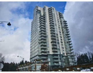"Main Photo: 1303 290 NEWPORT Drive in Port_Moody: North Shore Pt Moody Condo for sale in ""SENTINEL"" (Port Moody)  : MLS® # V754570"