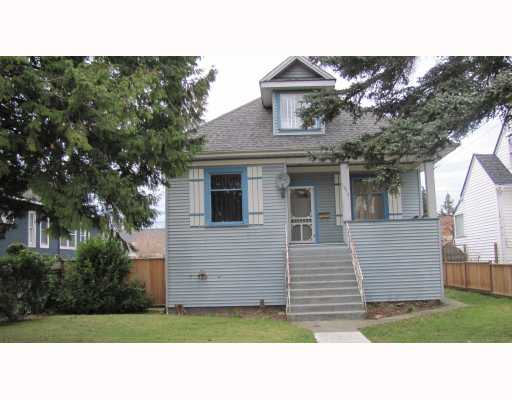 "Photo 1: 1013 LONDON Street in New Westminster: Moody Park House for sale in ""MOODY PARK"" : MLS(r) # V805434"