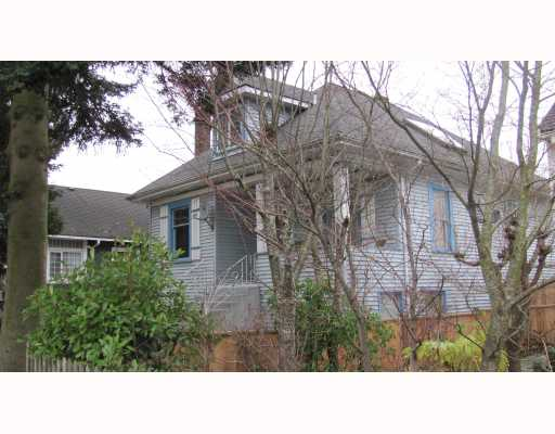 "Photo 2: 1013 LONDON Street in New Westminster: Moody Park House for sale in ""MOODY PARK"" : MLS(r) # V805434"