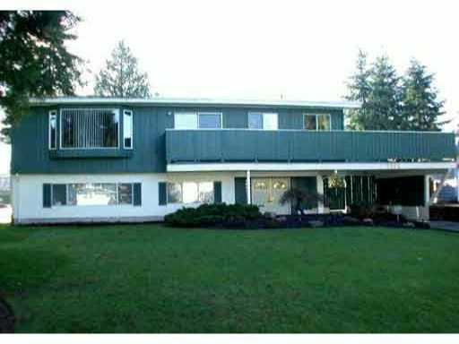 Main Photo: 7552 CHUTTER Street in Burnaby: Government Road House for sale (Burnaby North)  : MLS(r) # V820728