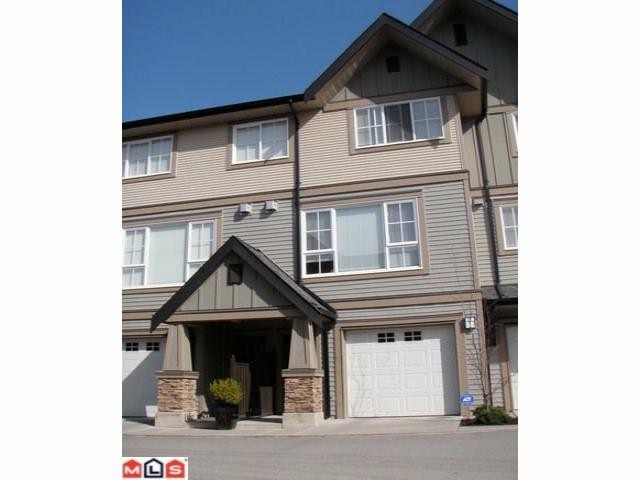 "Main Photo: 94 2501 161A Street in Surrey: Grandview Surrey Townhouse for sale in ""HIGHLAND PARK"" (South Surrey White Rock)  : MLS® # F1016723"