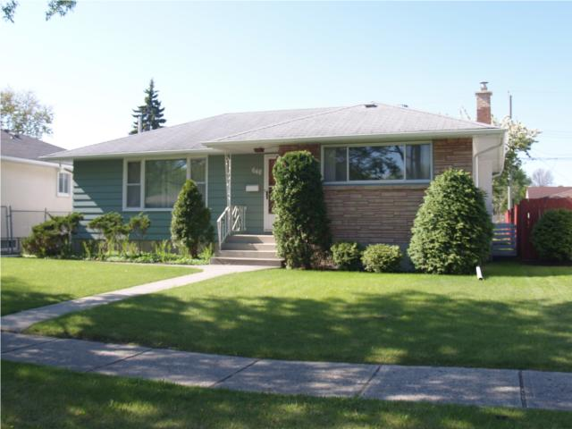 Main Photo: 648 Lindhurst Avenue in WINNIPEG: East Kildonan Residential for sale (North East Winnipeg)  : MLS® # 1009560
