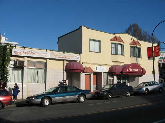 Main Photo: 1739 VENABLES Street in VANCOUVER: Grandview VE Commercial for sale (Vancouver East)  : MLS®# V4024625