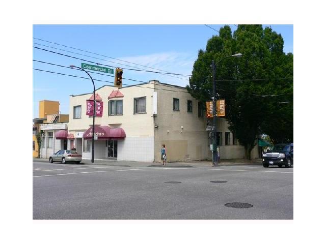 Photo 3: 1739 VENABLES Street in VANCOUVER: Grandview VE Commercial for sale (Vancouver East)  : MLS® # V4024625
