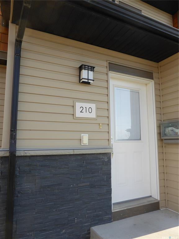 FEATURED LISTING: 210 - 1015 Patrick Crescent Saskatoon