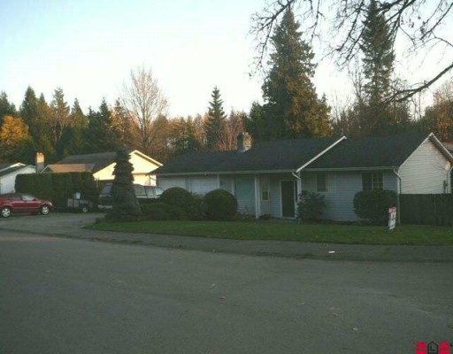 Main Photo: 1820 DAHL in Abbotsford: Central Abbotsford House for sale : MLS® # F1004936