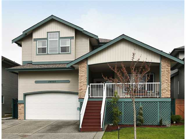 Main Photo: 24025 109TH Avenue in Maple Ridge: Cottonwood MR House for sale : MLS(r) # V827961