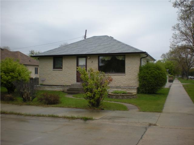 Main Photo: 3 Piccadilly Street in WINNIPEG: Brooklands / Weston Residential for sale (West Winnipeg)  : MLS(r) # 1008861