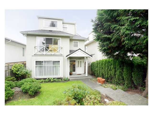 Main Photo: 292 W 63RD Avenue in Vancouver: Marpole House for sale (Vancouver West)  : MLS®# V853975