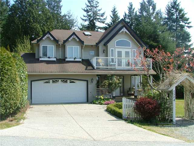 Main Photo: 1504 ISLANDVIEW Drive in Gibsons: Gibsons & Area House for sale (Sunshine Coast)  : MLS(r) # V821589
