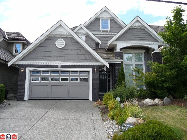 Main Photo: 3779 156TH Street in Surrey: Morgan Creek House for sale (South Surrey White Rock)  : MLS(r) # F1022858