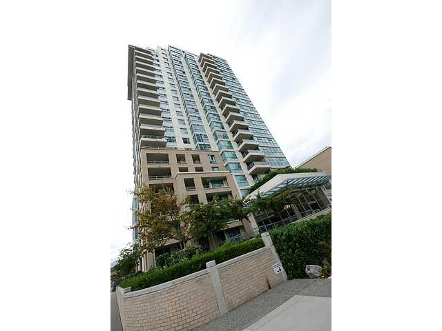 "Main Photo: 1001 125 MILROSS Avenue in Vancouver: Mount Pleasant VE Condo for sale in ""CREEKSIDE"" (Vancouver East)  : MLS® # V854334"