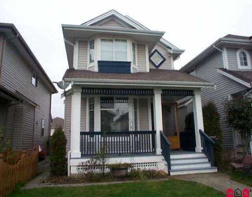 "Main Photo: 18531 64B AV in Surrey: Cloverdale BC House for sale in ""CLOVER VALLEY STATION"" (Cloverdale)  : MLS® # F2601894"