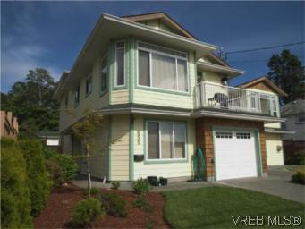 Main Photo: 655 Grenville Avenue in VICTORIA: Es Rockheights Strata Duplex Unit for sale (Esquimalt)  : MLS(r) # 263398