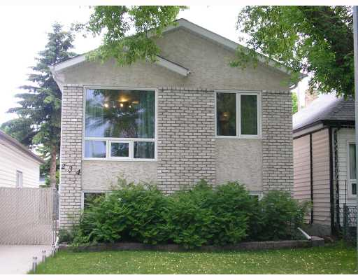 Main Photo: 234 MARJORIE Street in WINNIPEG: St James Residential for sale (West Winnipeg)  : MLS® # 2912176