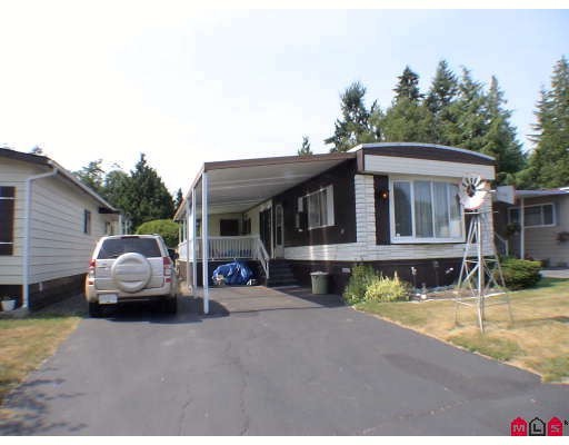 "Main Photo: 159 3665 244TH Street in Langley: Otter District Manufactured Home for sale in ""LANGLEY GROVE ESTATES"" : MLS®# F2928075"