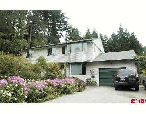 "Main Photo: 12546 24TH Avenue in Surrey: Crescent Bch Ocean Pk. House for sale in ""OCEAN PARK"" (South Surrey White Rock)  : MLS®# F1005295"