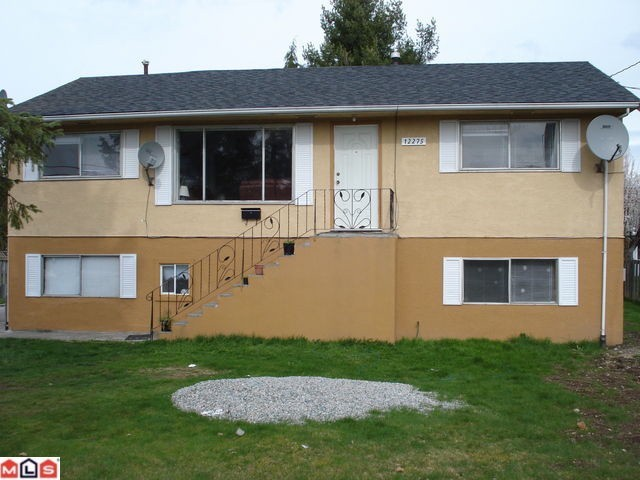 Main Photo: 12275 84TH Avenue in Surrey: Queen Mary Park Surrey House for sale : MLS(r) # F1023830
