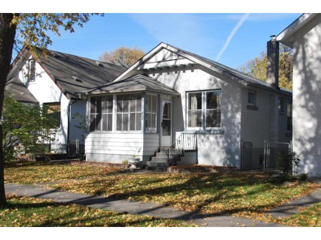 Main Photo: 869 GARWOOD Avenue in WINNIPEG: Fort Rouge / Crescentwood / Riverview Residential for sale (South Winnipeg)  : MLS® # 1019656