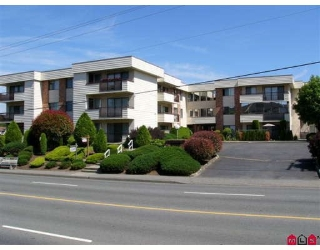 "Main Photo: 202 32885 GEORGE FERGUSON Way in Abbotsford: Central Abbotsford Condo for sale in ""Fairview Manor"" : MLS®# F2821729"