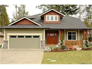 Main Photo: 2509 Glendoik Way in MILL BAY: ML Mill Bay Single Family Detached for sale (Malahat & Area)  : MLS® # 243896