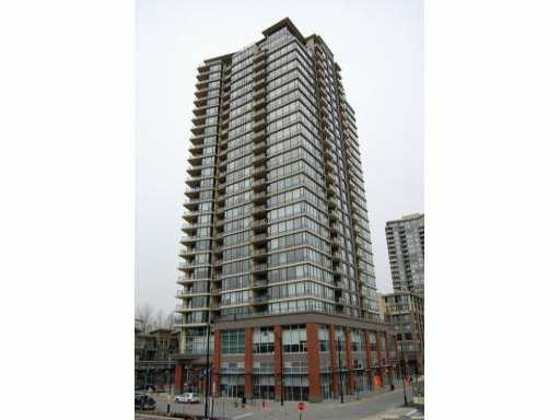 "Main Photo: 1608 400 CAPILANO Road in Port Moody: Port Moody Centre Condo for sale in ""ARIA 2"" : MLS® # V862880"