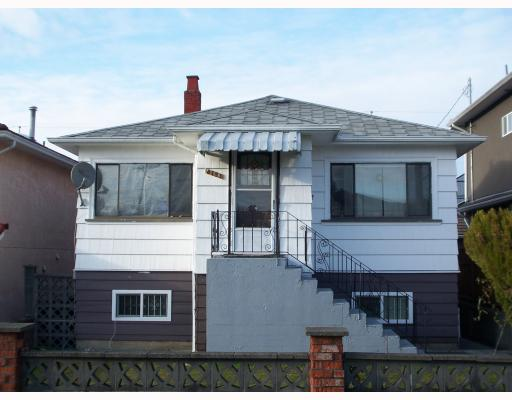 Main Photo: 3191 E 29TH Avenue in Vancouver: Renfrew Heights House for sale (Vancouver East)  : MLS® # V758538
