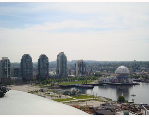 "Main Photo: 1707 111 W GEORGIA Street in Vancouver: Downtown VW Condo for sale in ""SPECTRUM 1"" (Vancouver West)  : MLS®# V766788"