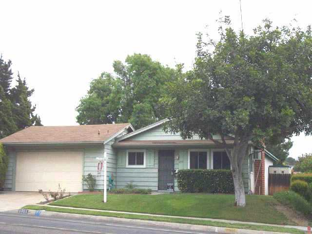 Main Photo: SAN CARLOS House for sale : 3 bedrooms : 6955 Cowles Mountain Blvd in San Diego
