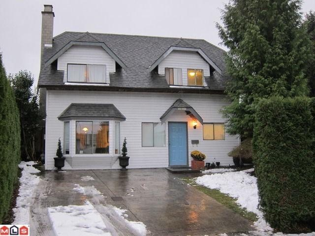 Main Photo: 27520 31B Avenue in Langley: Aldergrove Langley House for sale : MLS® # F1028473