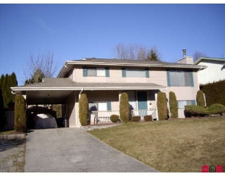 Main Photo: 35345 PURCELL Avenue in Abbotsford: Abbotsford East House for sale : MLS® # F2905778