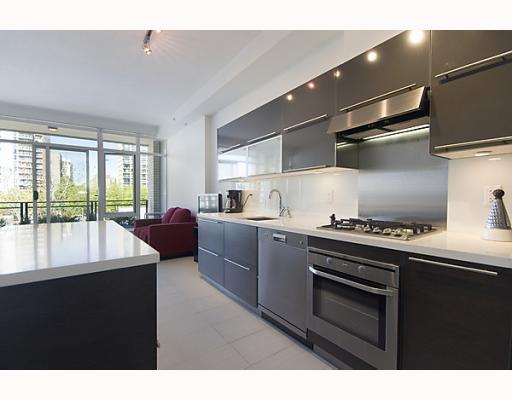 "Main Photo: 505 1252 HORNBY Street in Vancouver: Downtown VW Condo for sale in ""PURE"" (Vancouver West)  : MLS® # V767313"