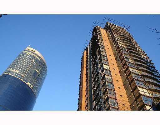 "Main Photo: 1008 1068 HORNBY Street in Vancouver: Downtown VW Condo for sale in ""CANADIAN"" (Vancouver West)  : MLS® # V774283"