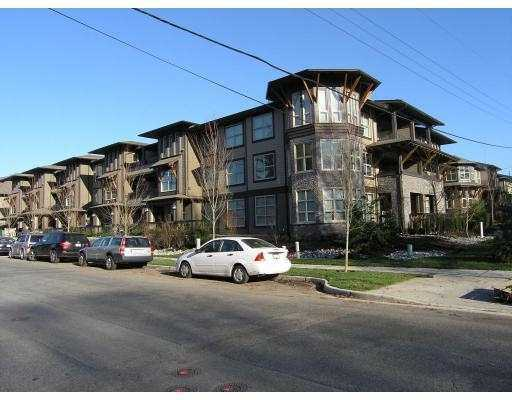 "Main Photo: 104 1468 ST ANDREWS Avenue in North Vancouver: Central Lonsdale Condo for sale in ""AVONDALE"" : MLS® # V790961"