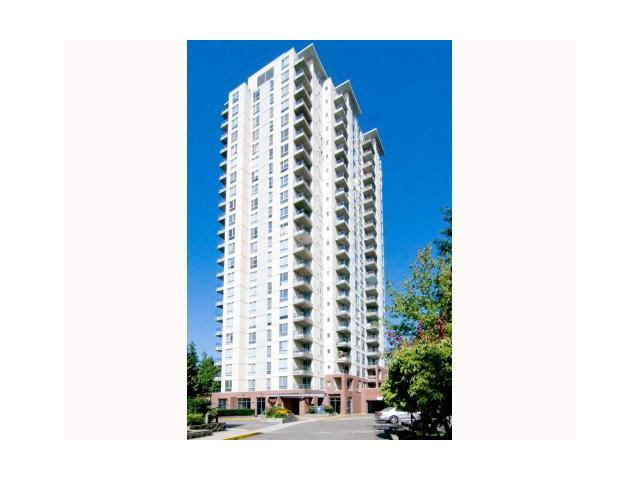 Main Photo: 804 7077 BERESFORD Street in Burnaby: Highgate Condo for sale (Burnaby South)  : MLS®# V829224