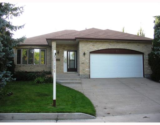 Main Photo: 69 LINDENWOOD Drive East in WINNIPEG: River Heights / Tuxedo / Linden Woods Residential for sale (South Winnipeg)  : MLS® # 2817691