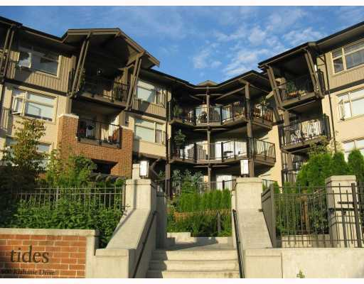 "Main Photo: 310 400 KLAHANIE Drive in Port_Moody: Port Moody Centre Condo for sale in ""TIDES"" (Port Moody)  : MLS® # V768282"