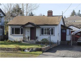 Main Photo: 571 Ker Avenue in VICTORIA: SW Gorge Single Family Detached for sale (Saanich West)  : MLS® # 275444