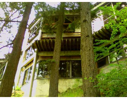 Main Photo: 1545 EAGLECLIFF Road in Bowen_Island: Bowen Island House for sale : MLS® # V738163
