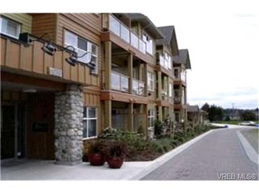 Main Photo: 107 1959 Polo Park Crescent in : CS Saanichton Condo Apartment for sale (Central Saanich)  : MLS®# 213887
