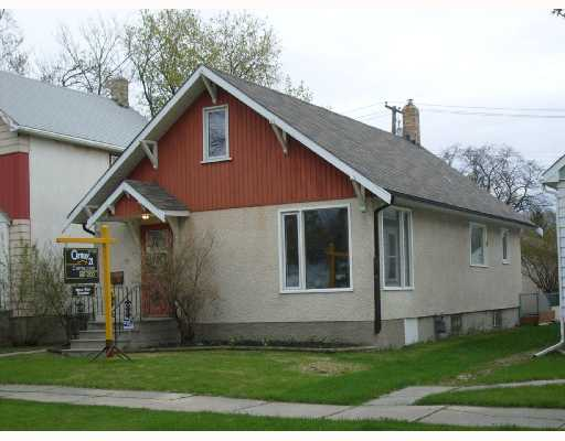 Main Photo: 314 RAVELSTON Avenue West in WINNIPEG: Transcona Residential for sale (North East Winnipeg)  : MLS(r) # 2808345