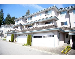 "Main Photo: 38 2990 PANORAMA Drive in Coquitlam: Westwood Plateau Townhouse for sale in ""WESBROOK VILLAGE"" : MLS(r) # V768307"