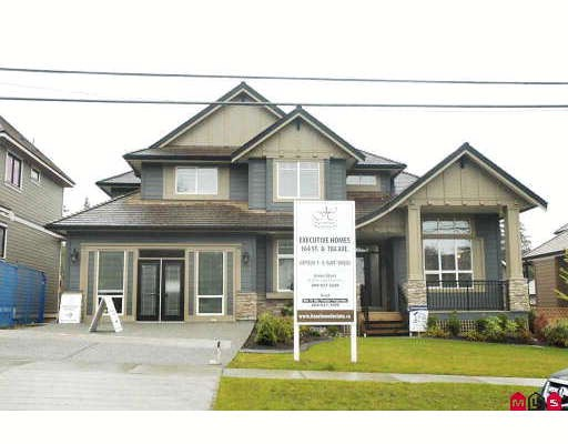 "Main Photo: 7880 164TH Street in Surrey: Fleetwood Tynehead House for sale in ""HAZELWOOD ESTATES"" : MLS® # F2920357"