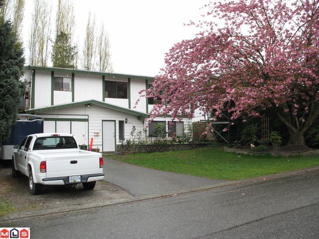 Main Photo: 32164 MOUAT Drive in Abbotsford: Abbotsford West House for sale : MLS® # F1010542